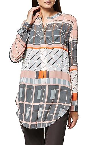 next Mujer Camisa Larga Tipo Túnica Corte Regular