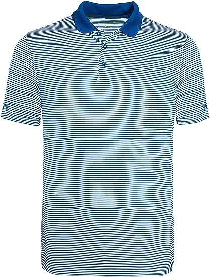 Make It Rain Mens Regular-Fit Cotton Polo Shirt Short Sleeve