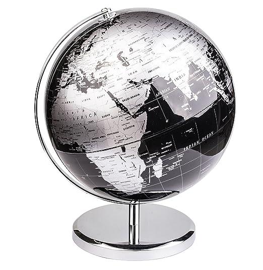 Exerz Metallisch Globus Durchmesser 30 Cm Padagogisch