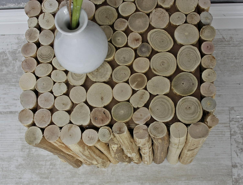 Sgabello marrone casetta tavolino urbani in legno massello dadi