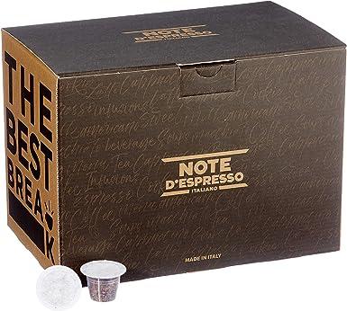 Note DEspresso - Cápsulas de tisana de frutas del bosque compatibles con cafeteras Nespresso*, 3 g (caja de 100 unidades) Exclusivamente Compatible con cafeteras Nespresso*: Amazon.es: Alimentación y bebidas