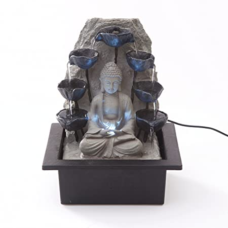 Buddha with water cups indoor water fountains water feature uk plug buddha with water cups indoor water fountains water feature uk plug workwithnaturefo