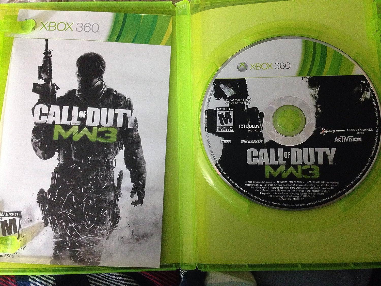 Amazon com: Call of Duty: Mw3: Video Games
