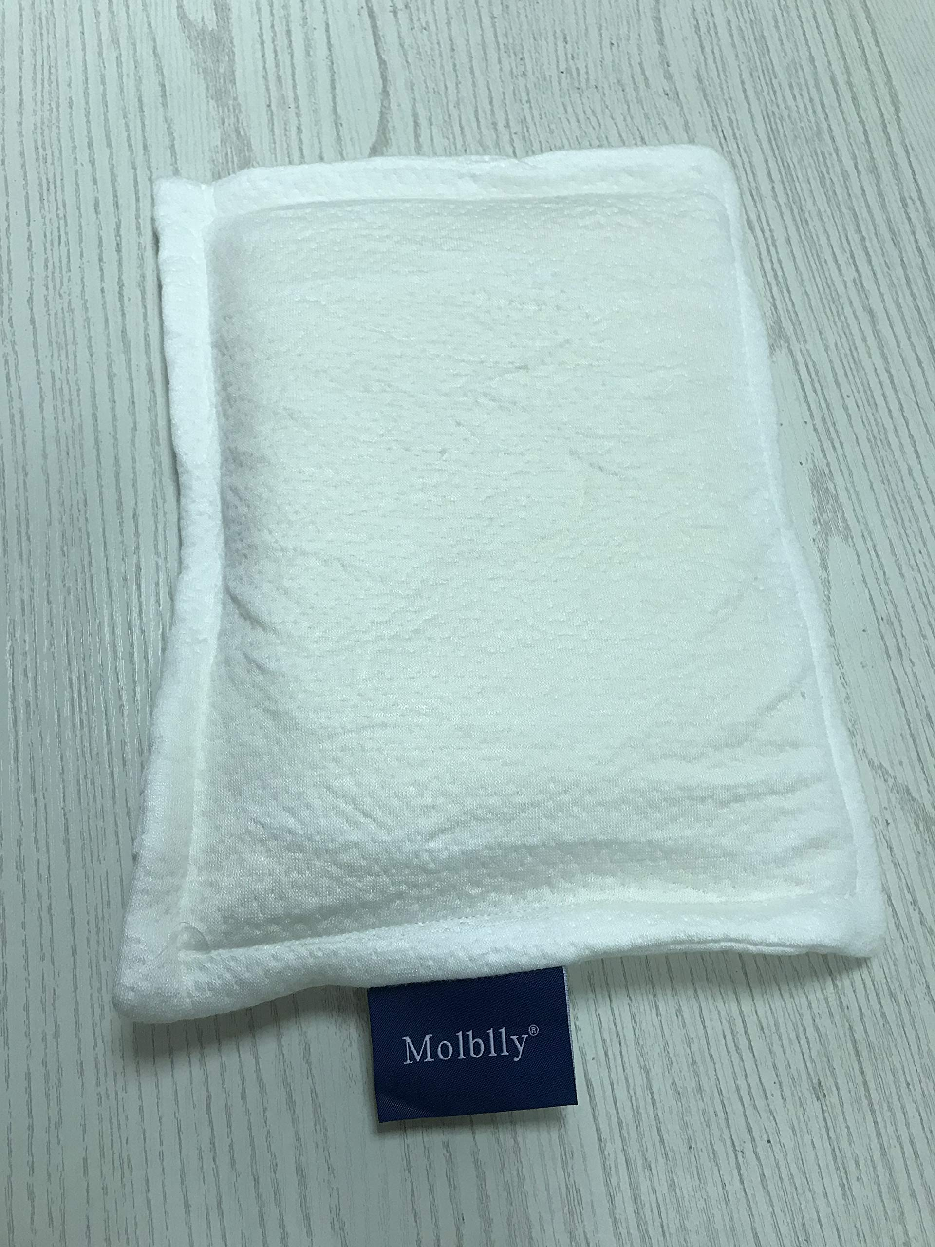 Molblly Baby Head Shaping Pillow