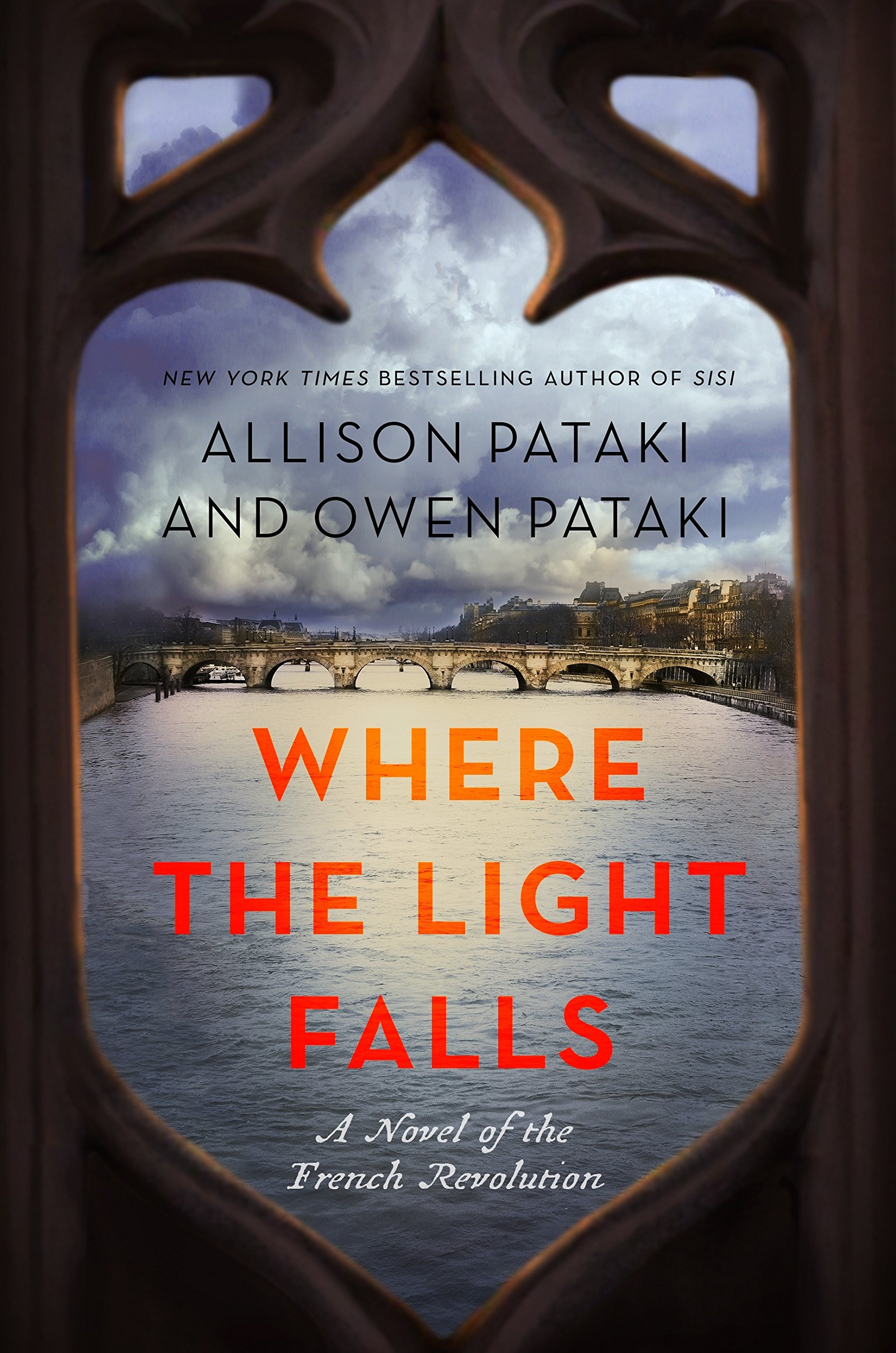Amazon where the light falls a novel of the french revolution amazon where the light falls a novel of the french revolution 9780399591686 allison pataki owen pataki books fandeluxe Gallery