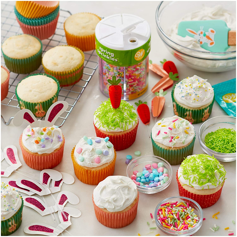 Wilton Easter Cupcakes Decorating Kit 7-Piece