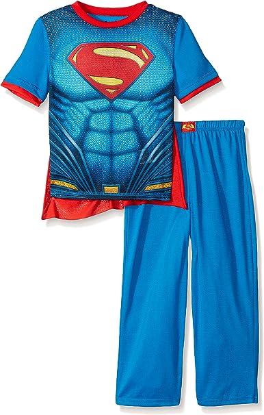 Justice League Boys/' Superman 2 Piece with Cape