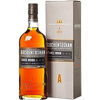 Auchentoshan Three Wood Single Malt Scotch Whisky (1 x 0.7 l)