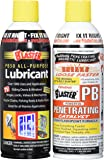 BLASTER CHEMICAL COMPANY Catalyst/Lubricant Pack