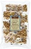 Trader Joe's Just a Handful of 50% Less Salt Roasted and Salted Whole Cashews, 15.6 oz