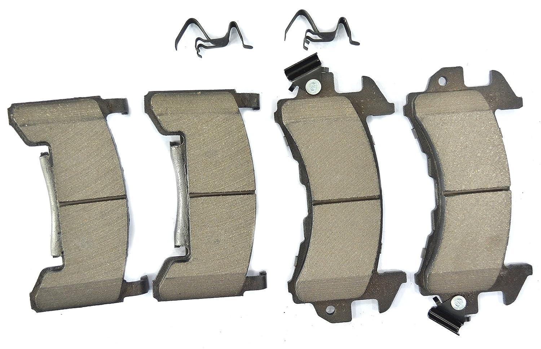 Dash4 MD154 Semi-Metallic Brake Pad