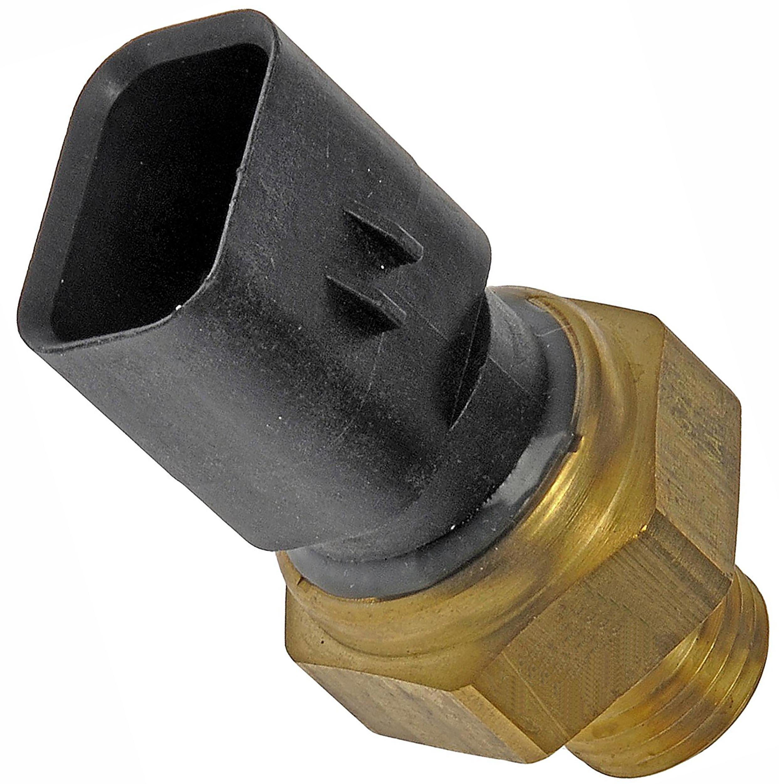 APDTY 138948 Turbocharger Inlet Pressure Sensor Fits Select 2005-2009 Freightliner / International / Kenworth / Peterbilt / Sterling Truck / Western Star (Replaces 2482162, 2746717)