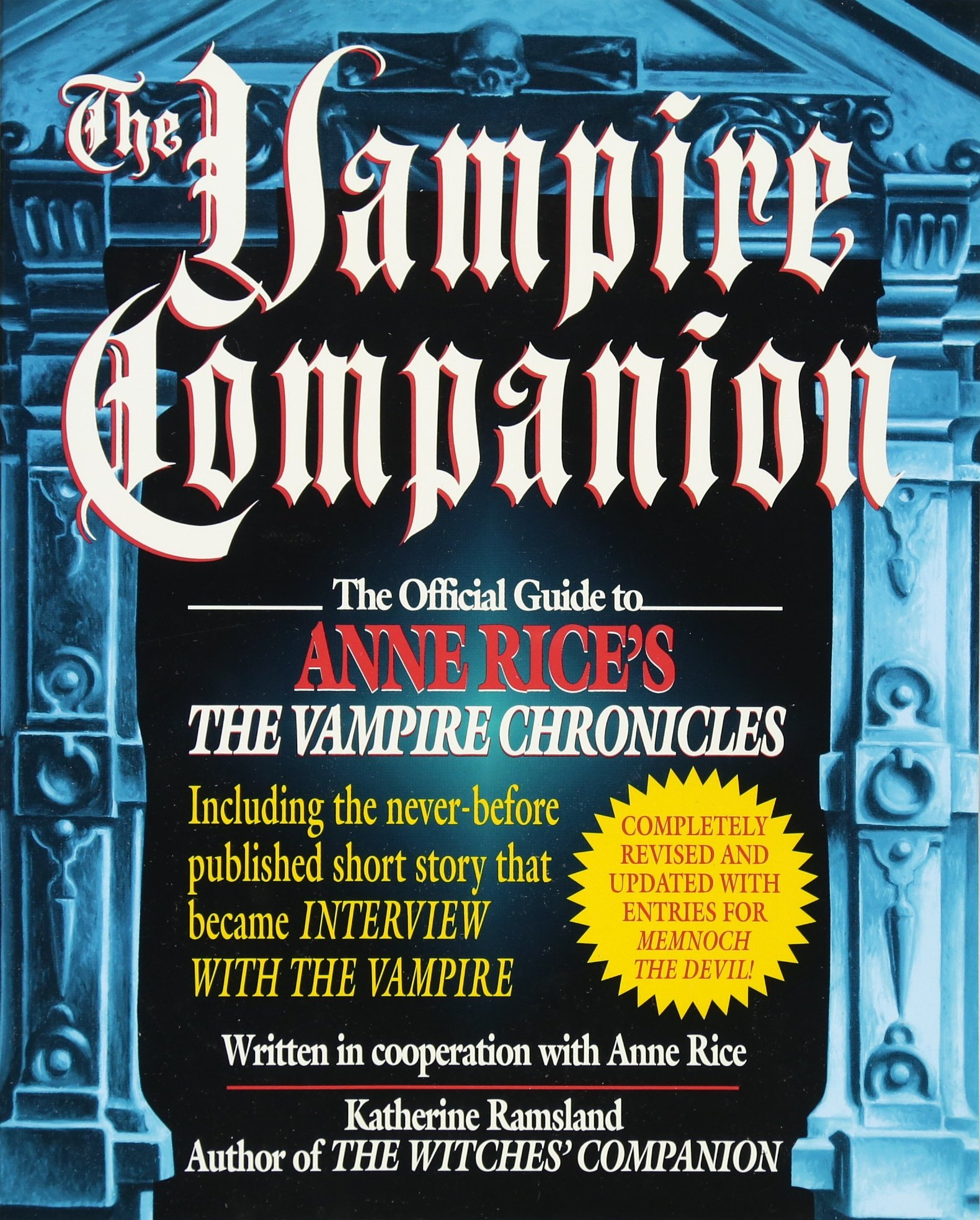 Vampire Companion Official Guide Chronicles product image