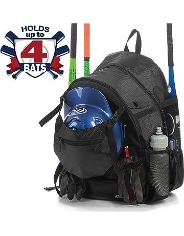 Athletico Advantage Baseball Bag - Baseball Backpack with External Helmet Holder for Baseball, T-