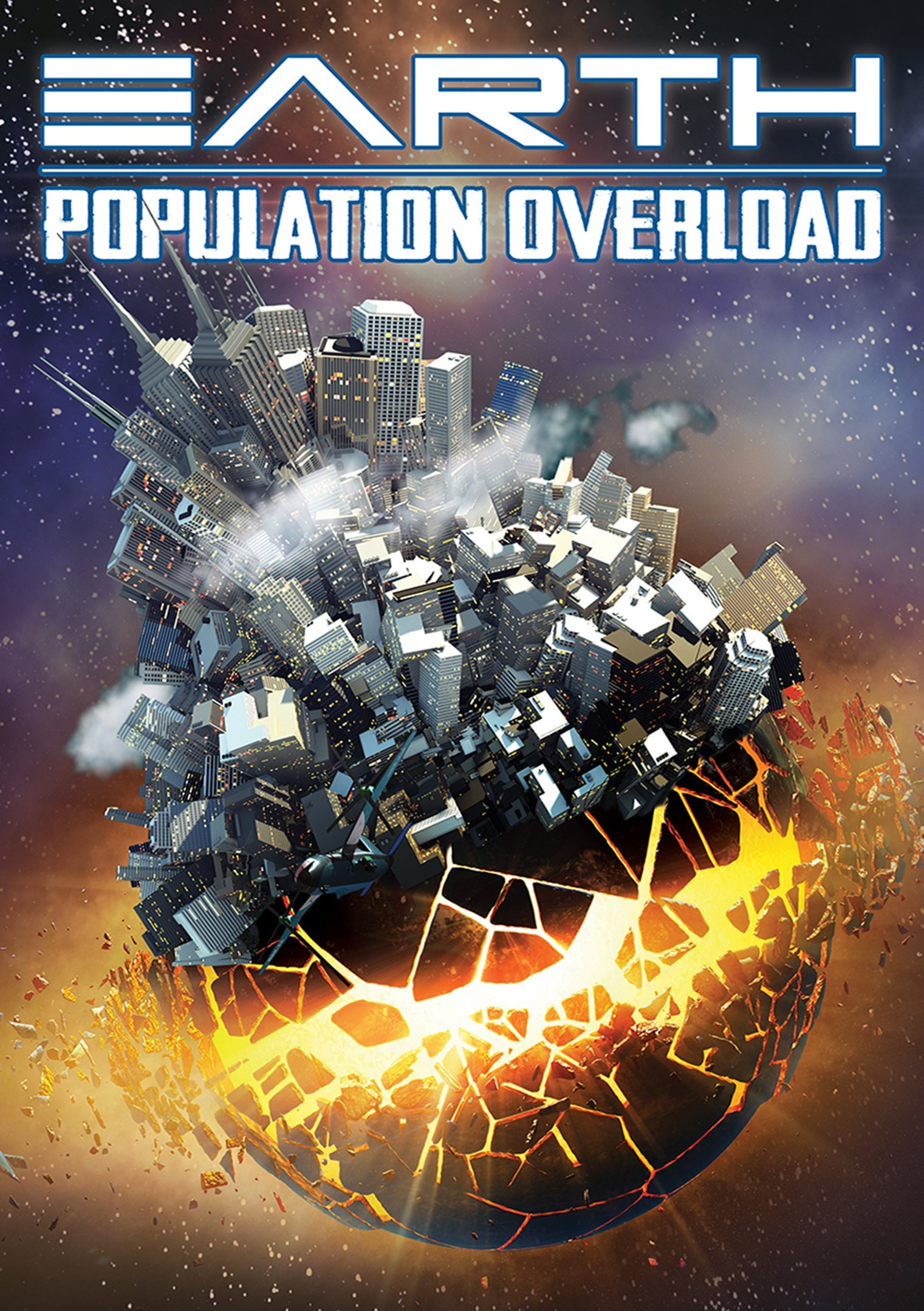 DVD : Earth: Population Overload (DVD)