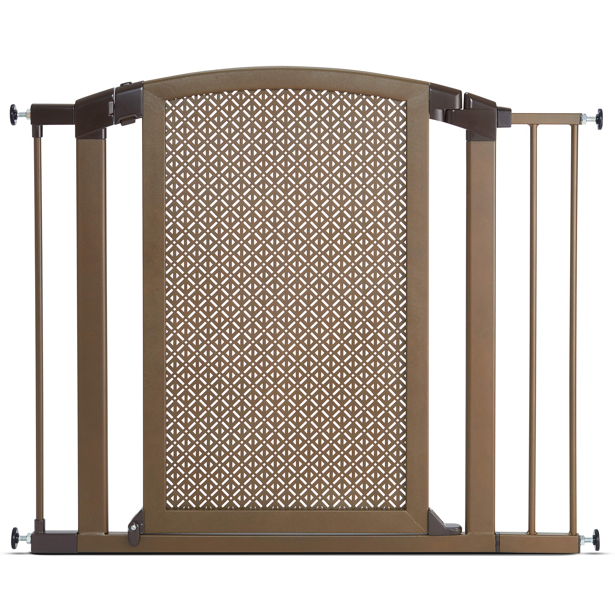 Amazon Com Munchkin Decorative Metal Baby Gate Extension
