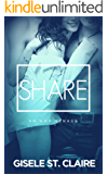 SHARE: An MMF menage (Double Delight Book 3)