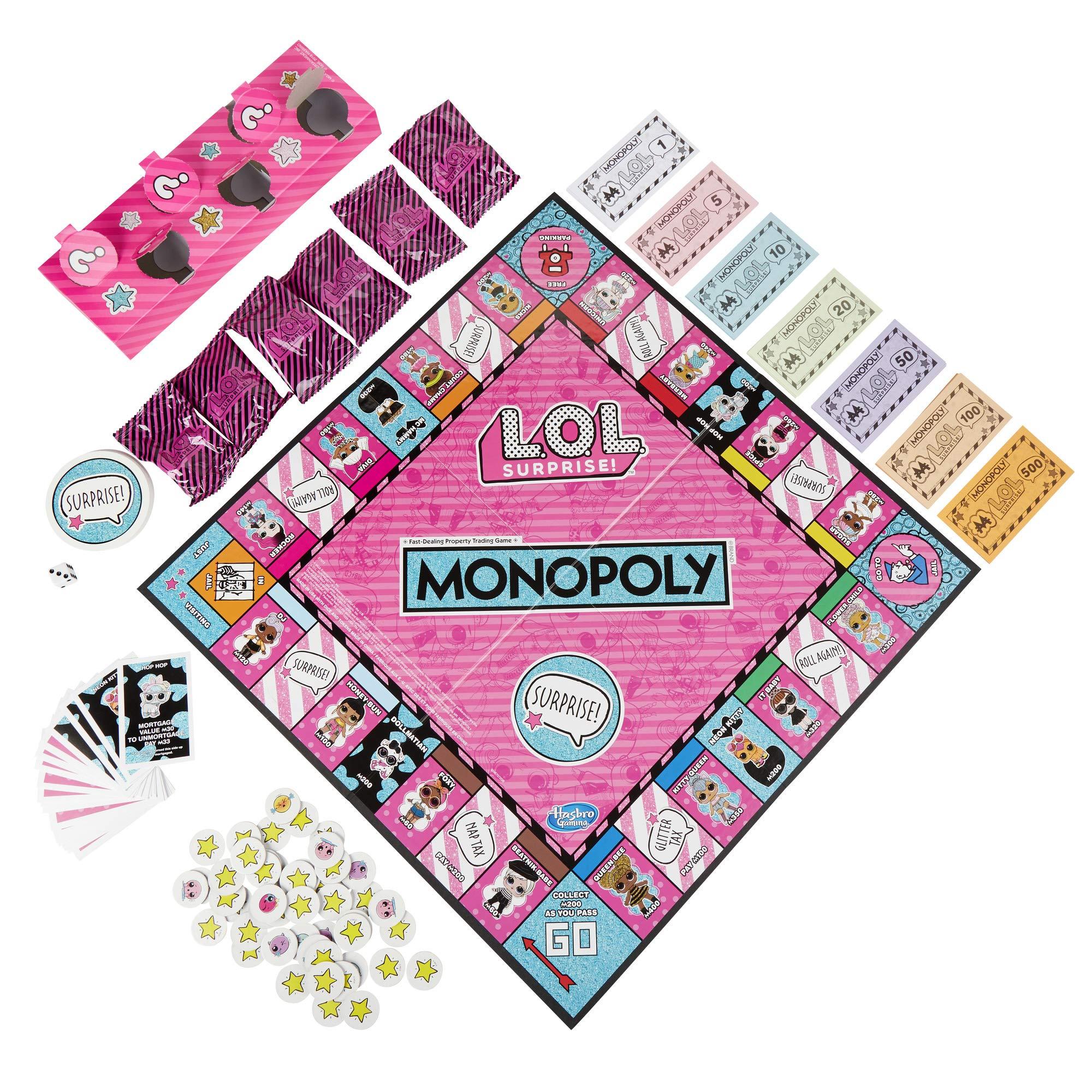 Monopoly Lol Surprise: Amazon.es: Hasbro: Libros en idiomas extranjeros