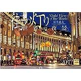 街の灯り (世界でいちばん美しい夜景) 2017年 カレンダー 壁掛け D-1 【使用サイズ:594×420mm】