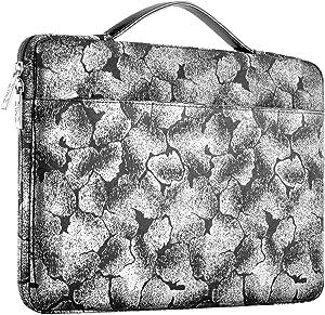 ZINZ Laptop Sleeve 15 15.6 16 Inch Case Briefcase, Compatible MacBook Pro 16 15.4 inch, Surface Book 2/1 15