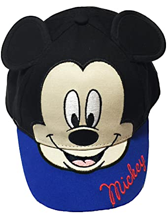 mickey mouse baseball hat for toddlers mickeys cap diamond toddler little boys character