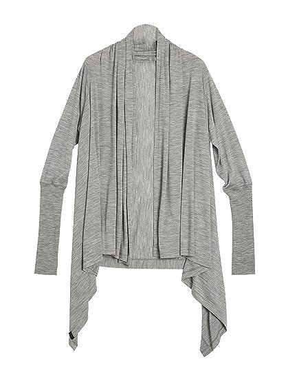 ee96d0b654 Amazon.com  Icebreaker Merino Women s Sydney Oversize Cardigan Wrap Sweater