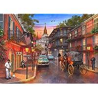 Springbok Puzzle Bourbon Street 1000 Piece Jigsaw Puzzle Deals