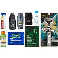 Mens Grooming Sample Box + $9.99 Amazon.com Credit