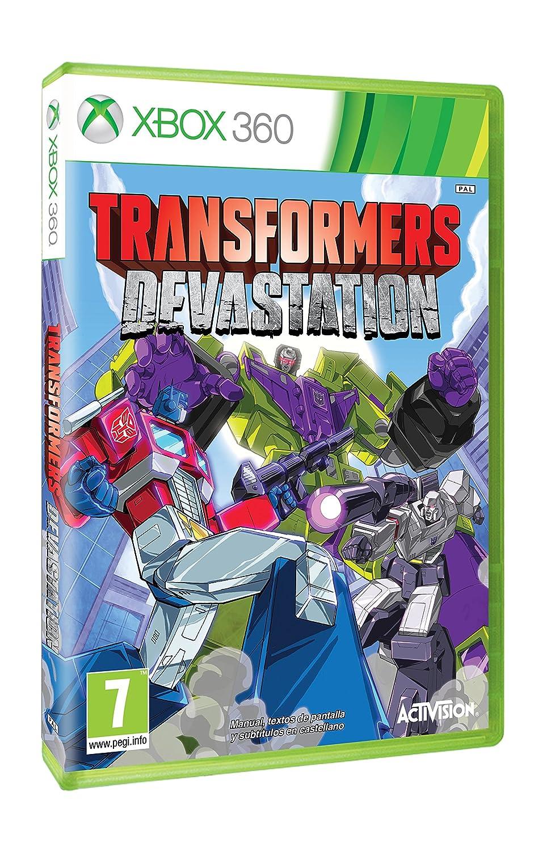 Transformers: Devastation: microsoft xbox 360: Amazon.es ...