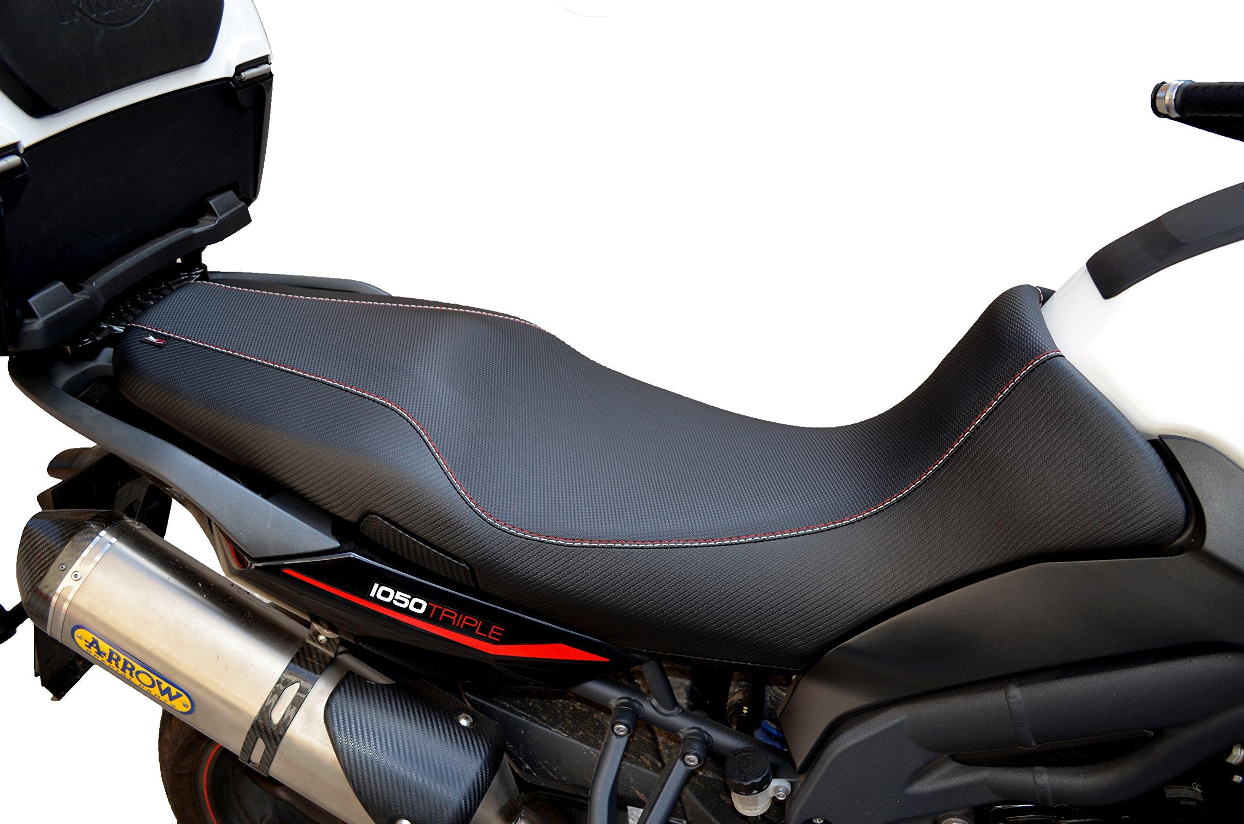 Triumph Tiger 1050 Sport 2014-2016 MotoK Seat Cover Anti-Slip Customize It B499