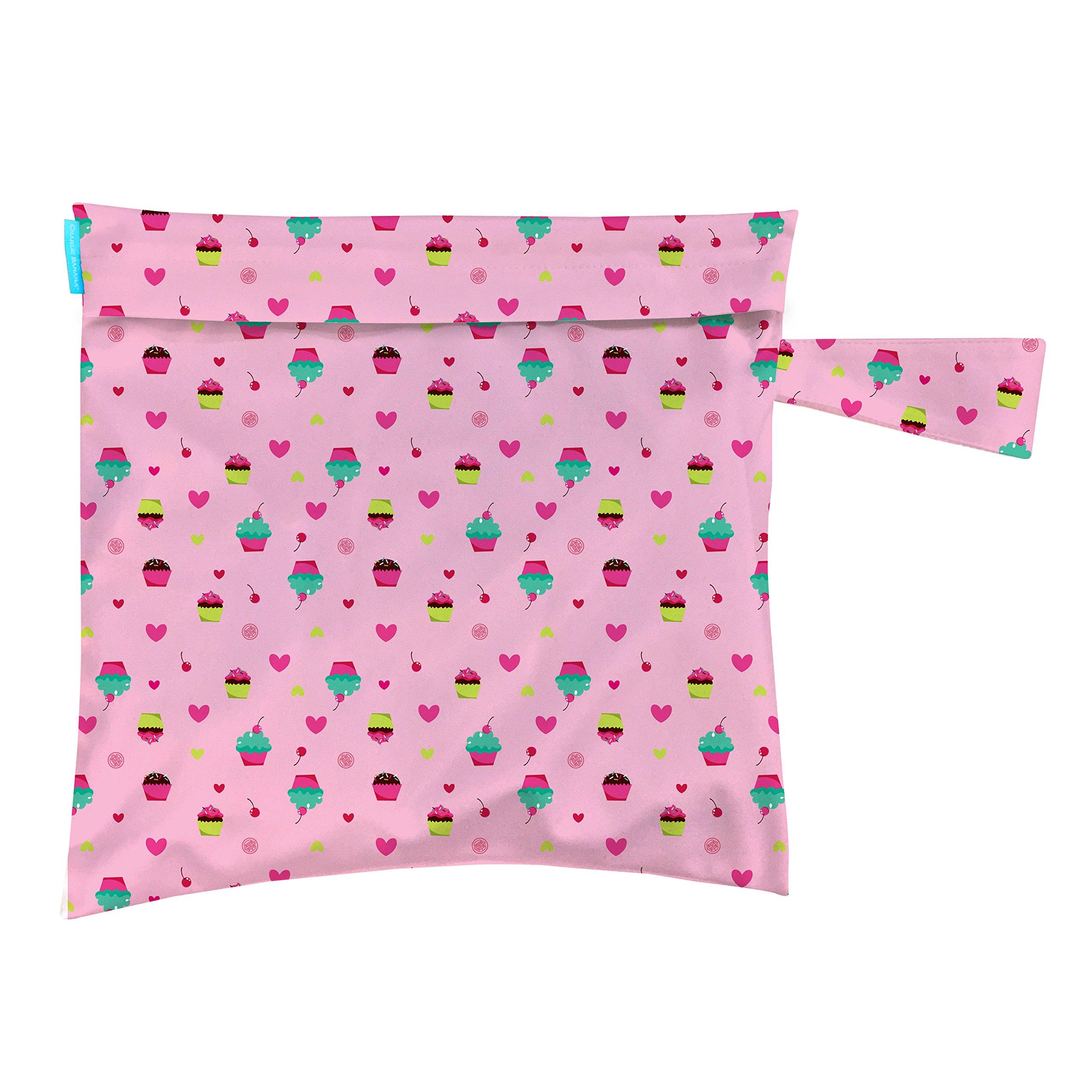 Charlie Banana Cupcakes Baby Pink Tote Bag