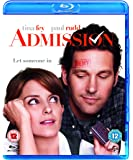 Admission [Blu-ray] [2013] [Region Free]