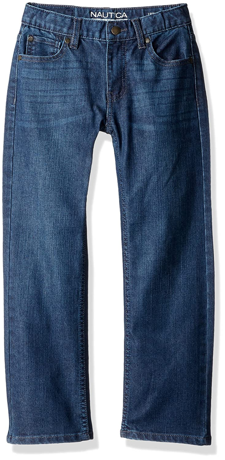 Nautica Boys 5-Pocket Straight Fit Jeans