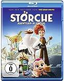 Störche – Abenteuer im Anflug [Blu-ray]