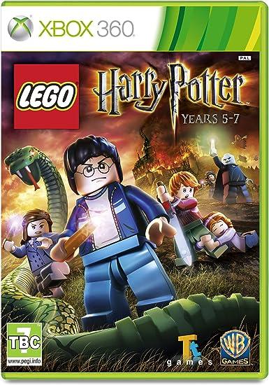 Lego Harry Potter Years 5-7 (Xbox 360) [Importación inglesa ...