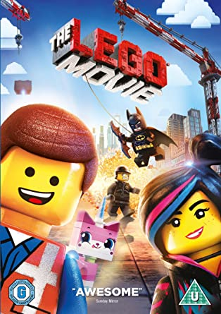 The Lego Movie [DVD] [2014]: Amazon.co.uk: Chris Pratt, Elizabeth ...