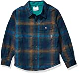 Columbia Boys' Big Windward Sherpa-LinedShirt