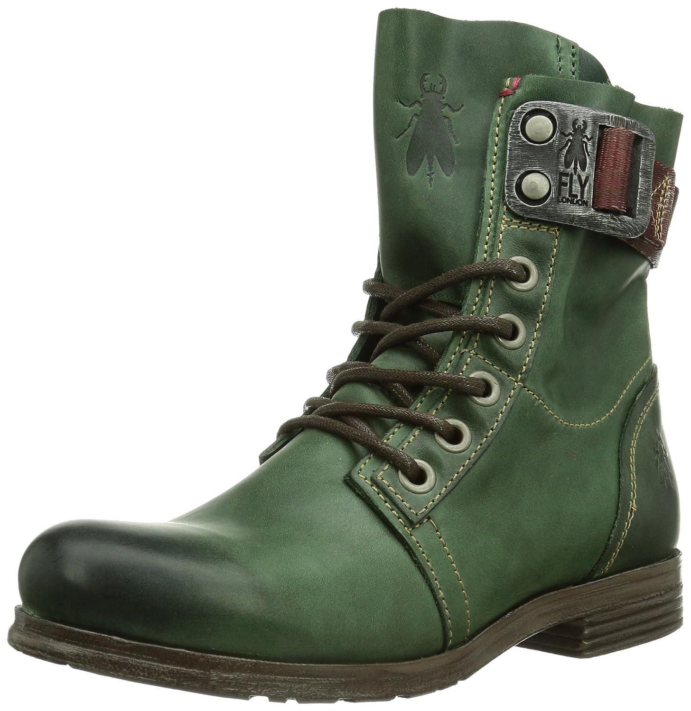 FLY London Damen DAI460FLY Desert Boots, Schwarz (Black 000), 37 EU