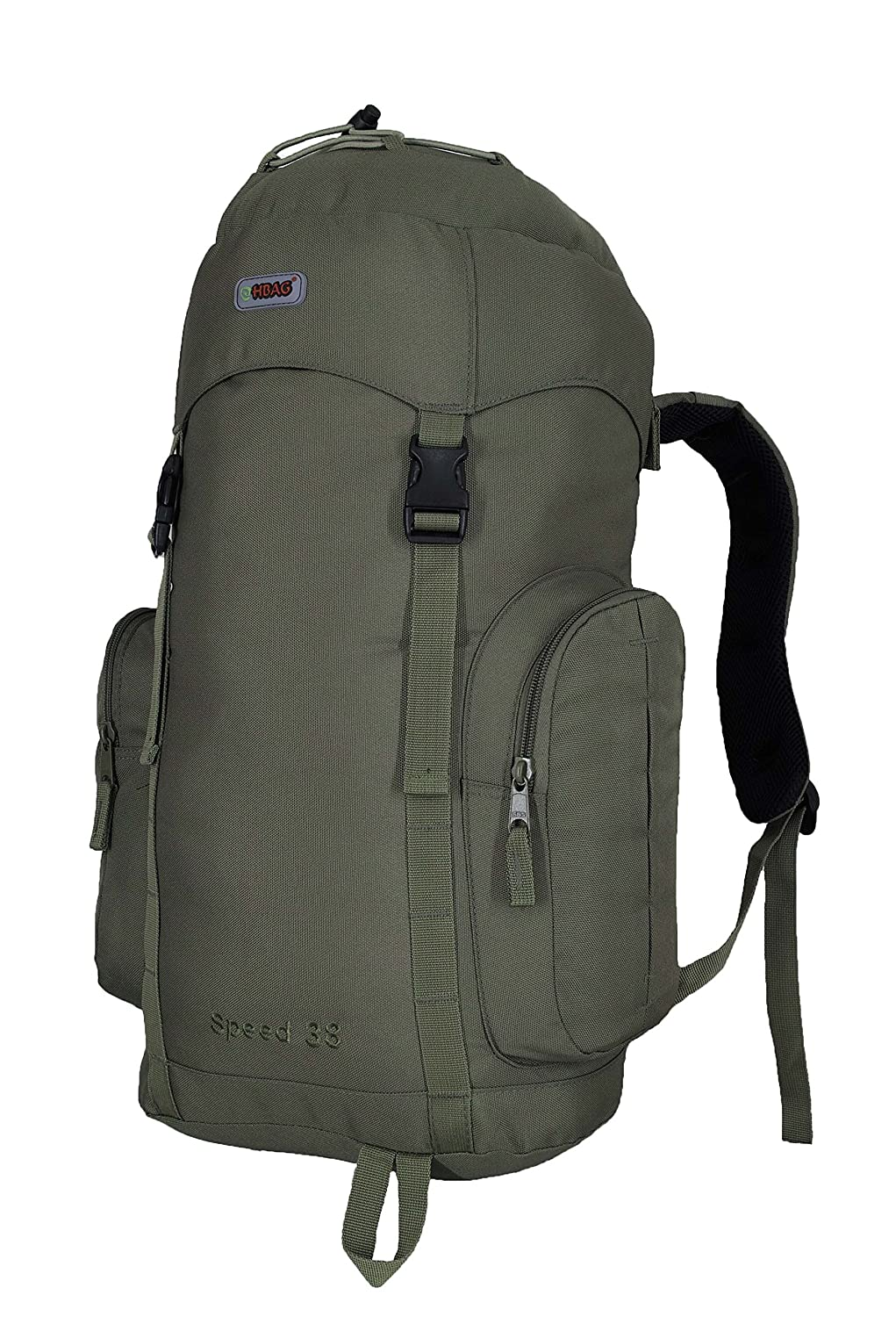 HBAG 30L Army Assault 2 Day Camping Hiking Military Backpack