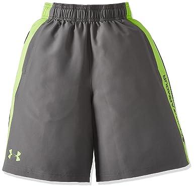 Under Armour Pantalones Cortos Unisex ni/ños