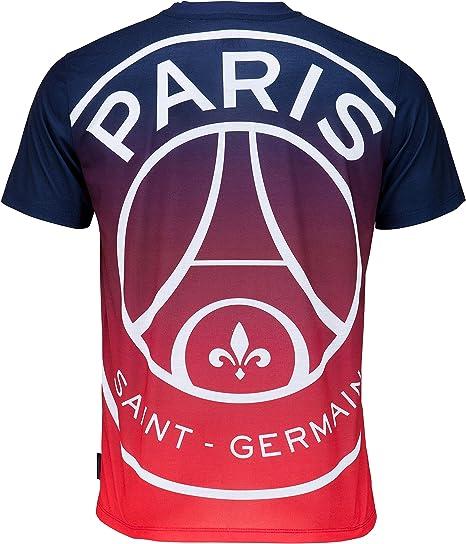 collezione ufficiale Paris Saint Germain taglia uomo Maglietta PSG ...