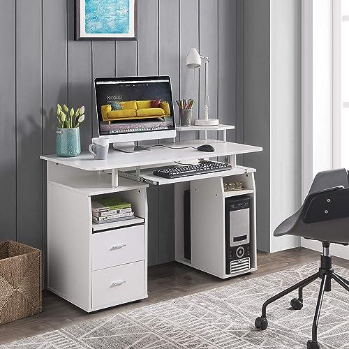 LUMISOL Computer Desk Table