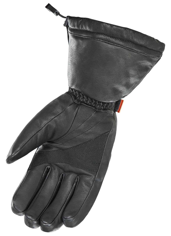 Joe Rocket Mens Extreme Leather Glove Black Medium 1802-063