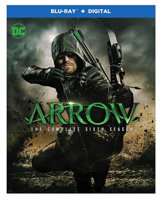 Arrow: Complete Sixth Season 4 Blu-Ray Edizione: Stati Uniti ...