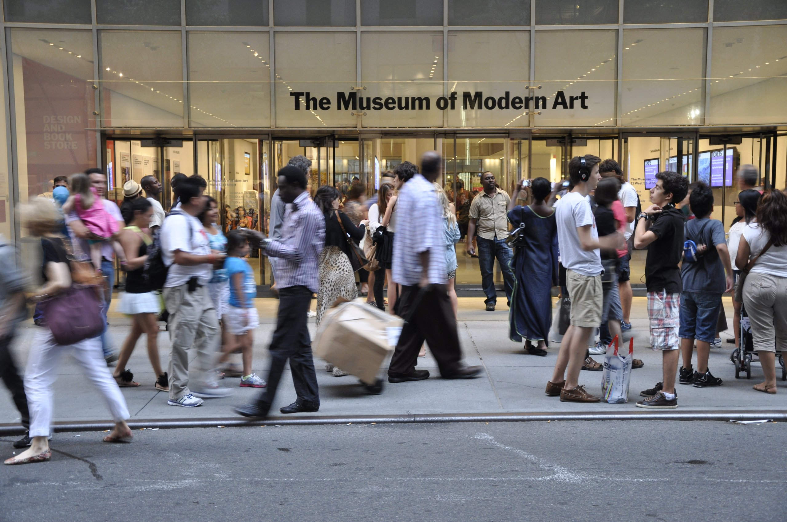 MOMA by