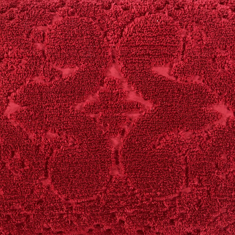 Better Trends//Pan Overseas BSASDOBU Ashton Bedspread Burgundy//96 x 110//Full