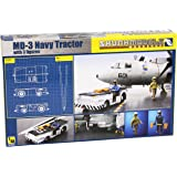 SkunkModels 1/48 MD-3 Navy Tractor