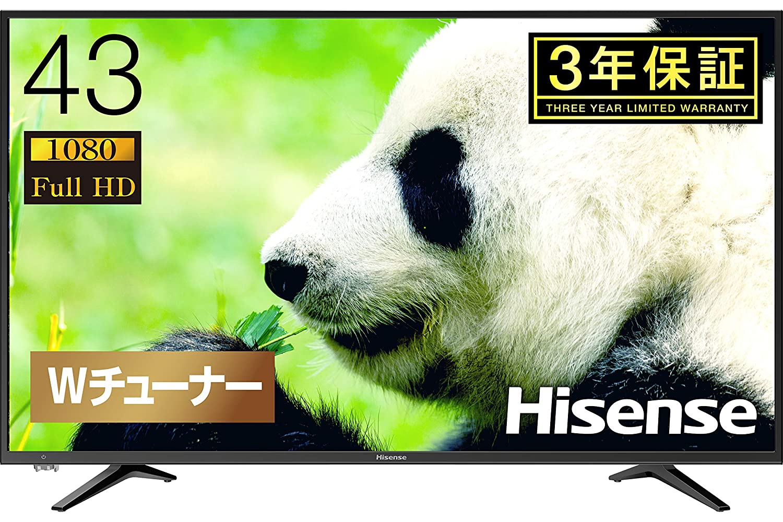Hisense 液晶 テレビ 43A50