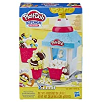 Deals on Play-Doh Kitchen Creations Popcorn Party Play Food Set w/6 Cans