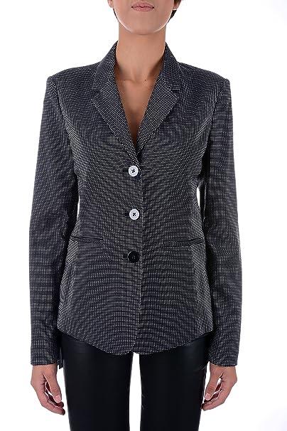 Armani Donna Jeans Pois 6x5g47 Tre 5npfz1200 A Bottoni Jacket Giacca 4Aqx5wZd4